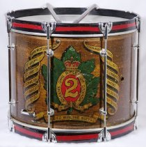 Image of WWII Snare Drum -