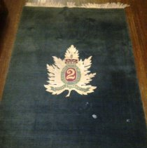 Image of Officers' Mess Regimental Carpet -