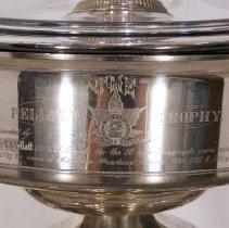 Image of Pellatt Trophy 1890 Engraving