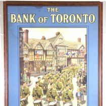 Image of The Bank of Toronto Poster