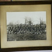Image of A Coy, 2nd Battalion, Field Day, June 3, 1917