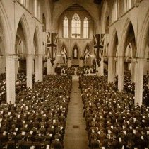 Image of Regimental Church Service - 02/14/1915