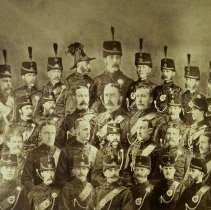 Image of QOR Officers 1978-1881 -