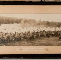 Image of QOR at Valcartier 1914