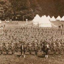 Image of 2nd Queen's Own Rifles of Canada, Rushmoor Camp, Aldershot 1910 - 1910