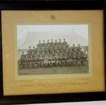 Image of 3rd Bn CEF, WO, Staff Sgts and Sgts, November 1914