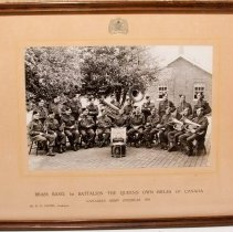 Image of 1st Bn Brass Band, 1941