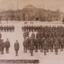 Image of 198th Overseas Battalion - 1917/02/20