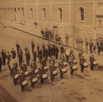 Image of Queen's Own Rifles of Canada Bugle Band - 1889/  /