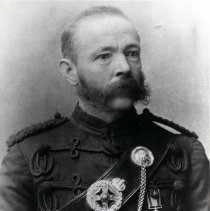 Image of Sergeant Major Patrick Cunningham 1837-1920 -