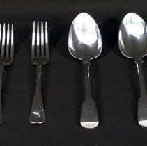 Image of Flatware - Durie Family
