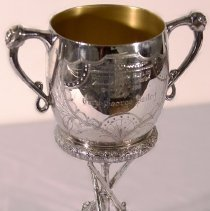 Image of 1888 Rifle Match Trophy -
