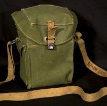 Image of D-Day LT Respirator Bag - 1943/08/18