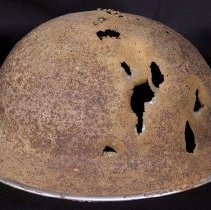 Image of 01187 - Helmet, Military