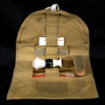 Image of WWII Shaving Kit -