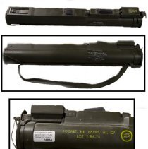 Image of M72 E5 Rocket Launcher