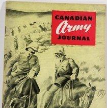 Image of Canadian Army Journal