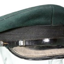Image of Officers Forage Cap - /  /