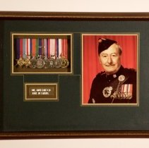 Image of Col. Jack Lake CO QOR of Canada -
