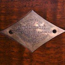 Image of Spencer Carbine Plaque