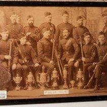Image of QOR Rifle Team 1879