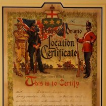 Image of 01106 - Certificate
