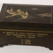 Image of Gift Cigarette Box -