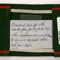Image of WWII Armband