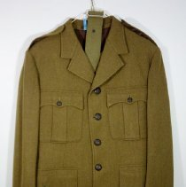 Image of Wool Serge Officer's Service Dress -