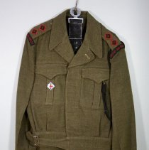 Image of Battledress Uniform -