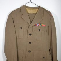 Image of SD uniform Lt. Col.  -