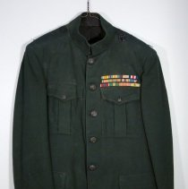 Image of Officer's Tunic and pants -