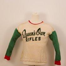 Image of QOR Baseball Shirt
