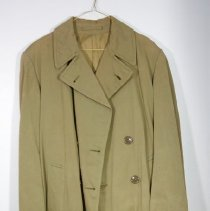 Image of OR Gabardine Raincoat -