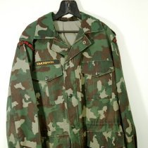 Image of Garrison Jacket, shirt and trousers -