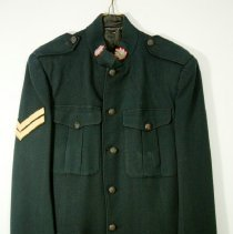 Image of 03055 - Uniform, Military