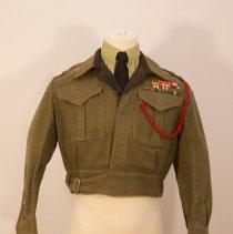 Image of WW2 BD Tunic