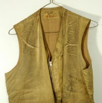Image of Winter vest with Signatures -