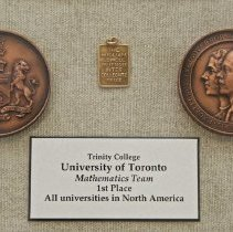 Image of Medal Set J.G.K Strathy - 1940/12/10