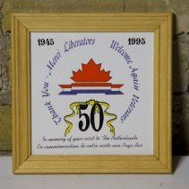 Image of Commemorative Tile