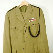 Image of Service Dress Jacket and Pants