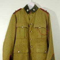Image of WWI Era Officer's Tunic -