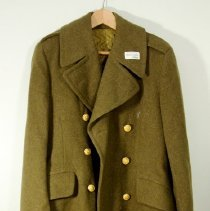 Image of 49 pattern overcoat -