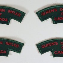 Image of 03372 - Insignia, Shoulder