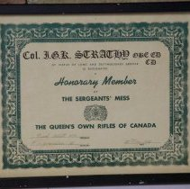 Image of 04138 - Certificate