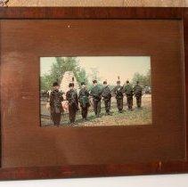 Image of Ridgeway Memorial 1950's