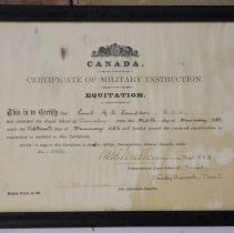 Image of 04158 - Certificate