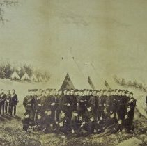 "Image of ""D"" Company Queen's Own Rifles of Canada 1891 -"