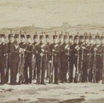 Image of F Coy QOR 1879 -