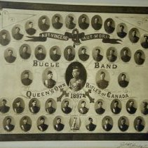 Image of Bugle Band, Queen's Own Rifles of Canada 1897 -